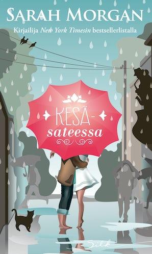 Kesäsateessa book image