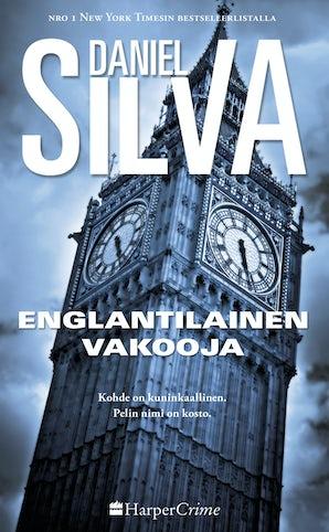 Englantilainen vakooja book image