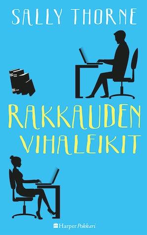Rakkauden vihaleikit book image