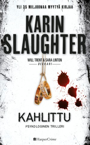 Kahlittu book image
