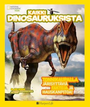 Kaikki dinosauruksista book image