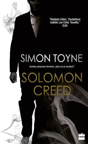 Solomon Creed book image
