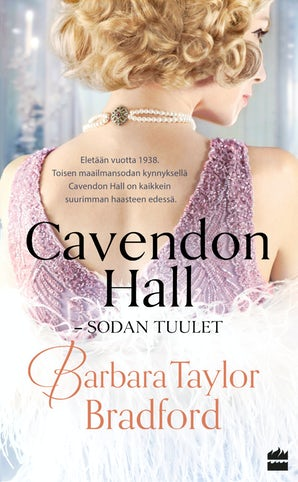 Cavendon Hall - Sodan tuulet book image