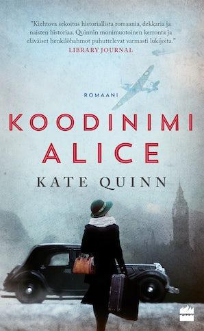 Koodinimi Alice book image